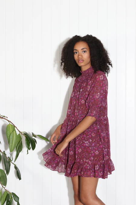 Ulla Johnson Josie Dress - Sumac
