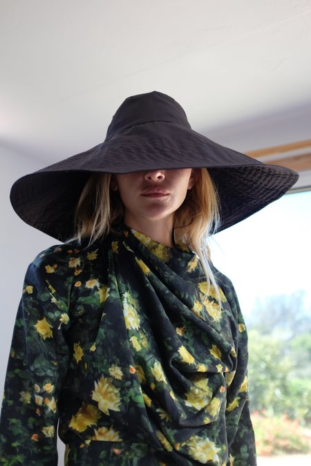 Beklina Voluminoso Hat - Black