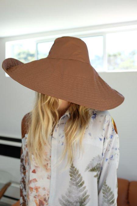 Beklina Voluminoso Hat - Brown