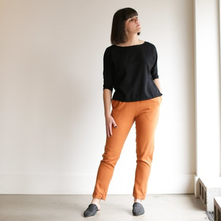 Me and Arrow Cuff Pants - Persimmon