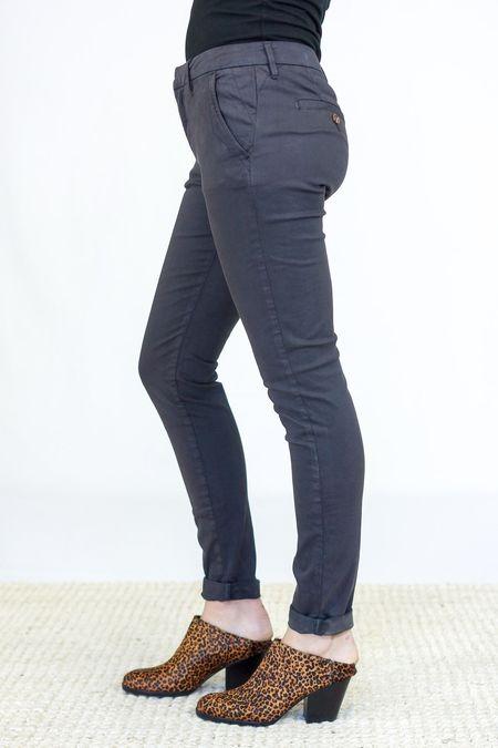 Reiko Chino Trousers - Carbone