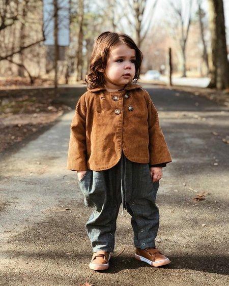 Kids Devon's Drawer Lewis Corduroy Jacket