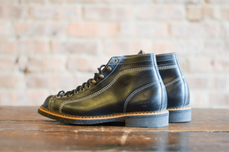 Thorogood Boots Portage - Black CXL