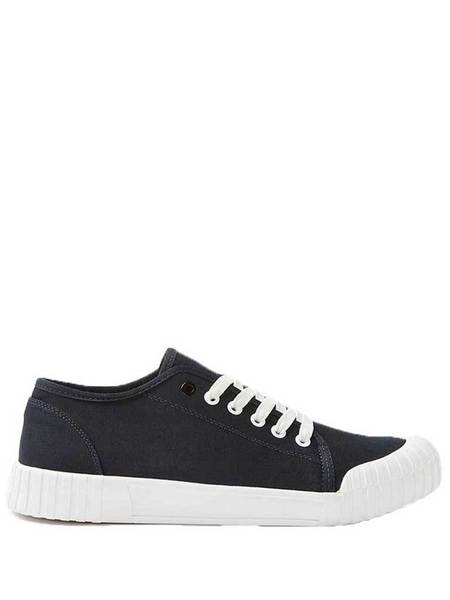 Good News Bagger Low Top - Navy