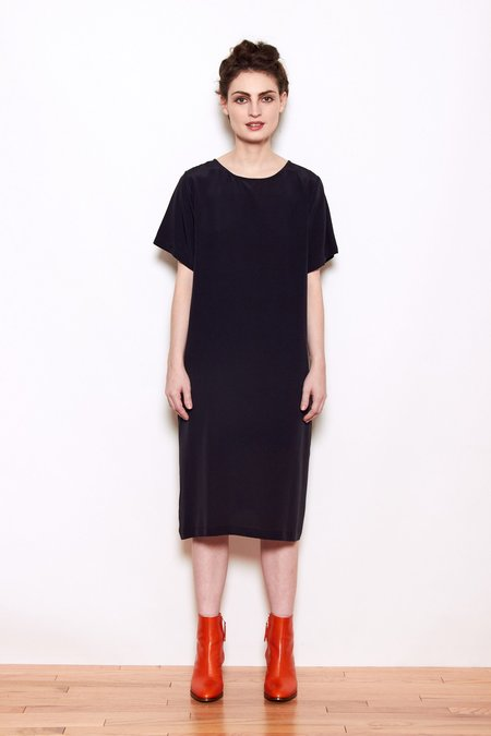 Personnel of New York Mina Dress - Black