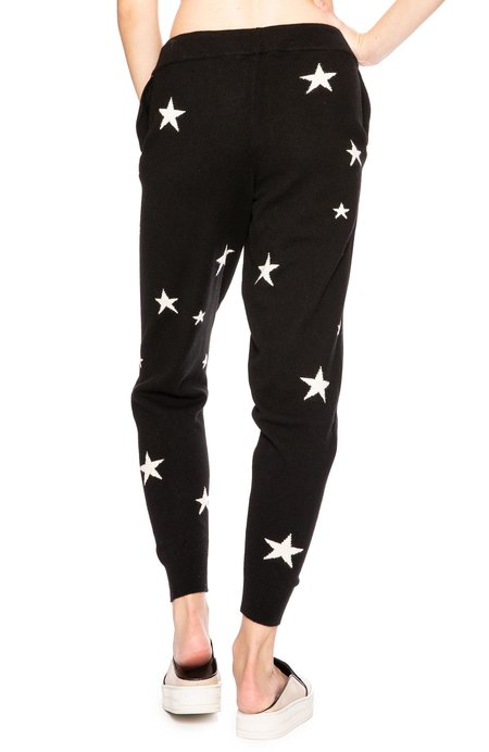 Chinti and Parker Cashmere Star Sweatpants