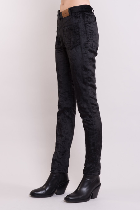 A.F. Vandevorst Playground Backwards Pants - Black