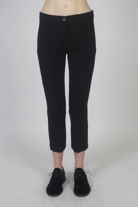 Ann Demeulemeester Mustang Trousers - Black