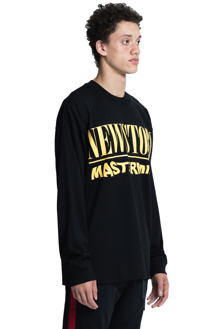 Mastermind World Newstory Long Sleeve T-shirt - Black