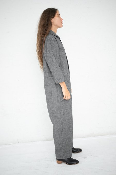 Chimala All In One Jumpsuit - Brush Mark Check