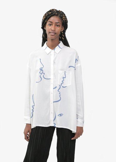 Paloma Wool Pau Shirt - Off-White
