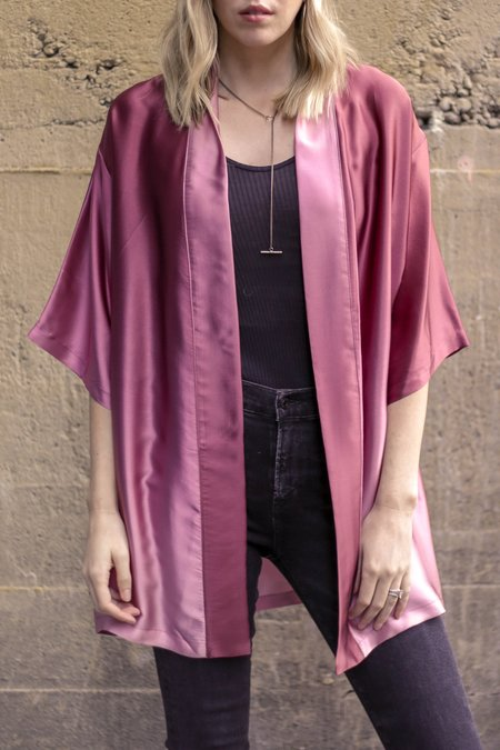 Sway and Cake Kumi Kimono - Blush Ombre