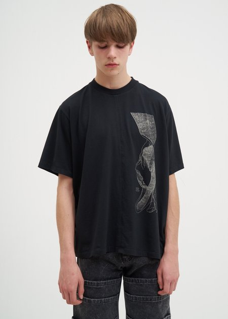 Komakino Calliphoria T-Shirt - Black