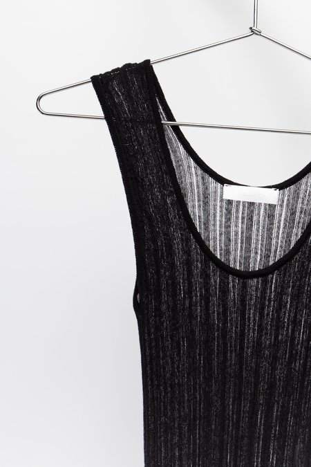 Suzanne Rae Knit Bodysuit - Black