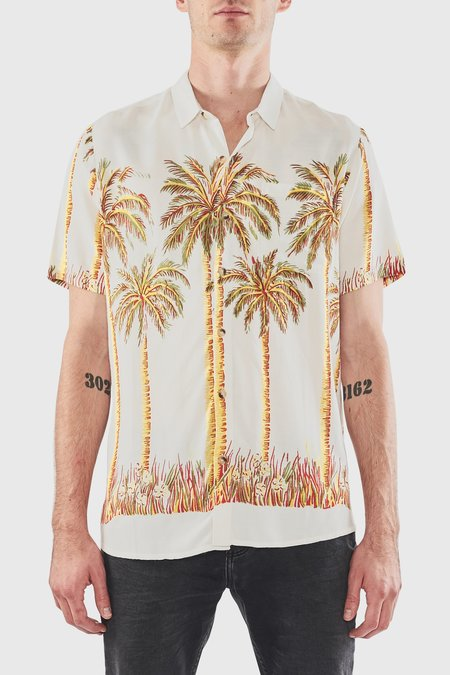 Rollas Big Kahuna Bon Shirt - White