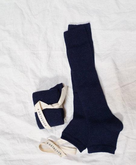 A Détacher Toeless Socks