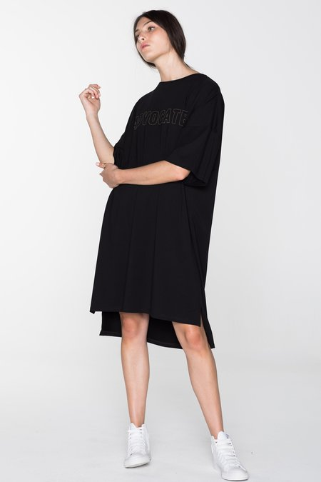 Salasai Advocate Tee Dress - Black