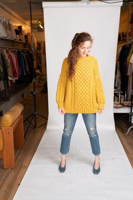 4b95042eb06 ... I love Mr Mittens Talli Wool SWEATER - Mustard