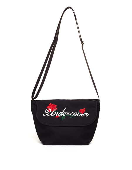 Undercover Embroidered Cross Body Bag