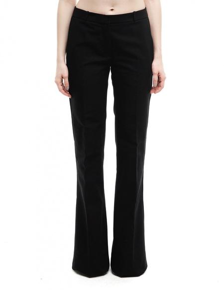 Gareth Pugh Cotton trousers - black