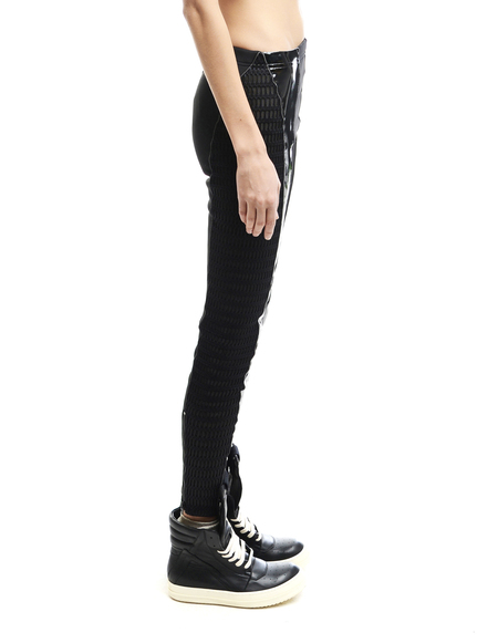 KTZ Polyester Leggings - Black