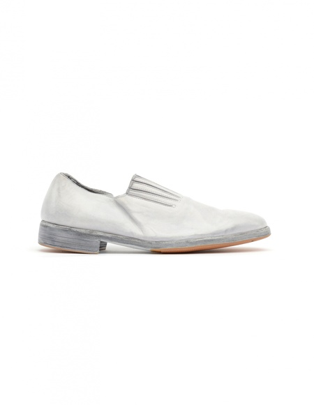 Guidi Leather Shoes - Gray