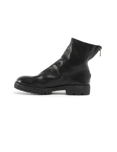 Guidi Leather Boots - Black