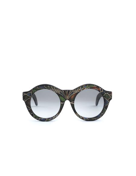 Kuboraum Sunglasses - Green