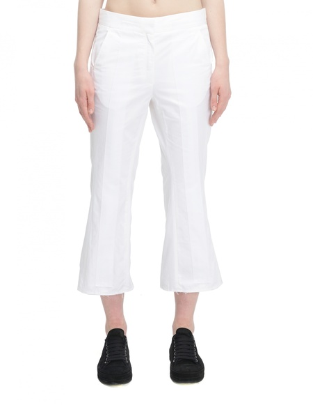 Damir Doma Cotton trousers - white