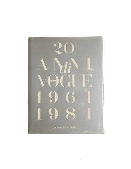 Books 20 ANNI DI VOGUE 1964 - 1984