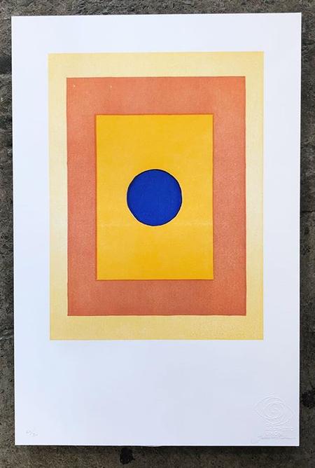 Aesthetic Union James Lewis Tucker Print