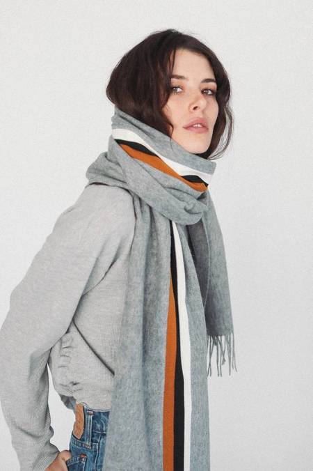 Donni. Racer Scarf