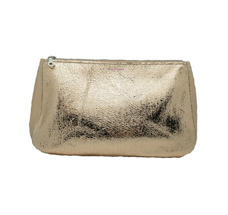 Tracey Tanner Fatty Pouch - Rose Gold Distress