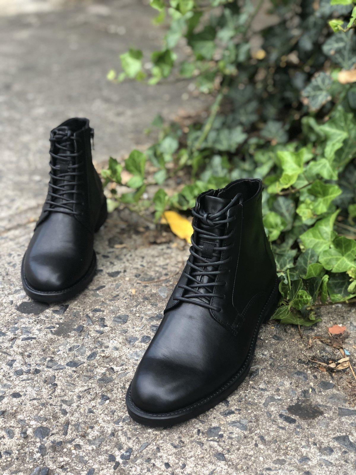 Vagabond Amina Lace Boot - BLACK