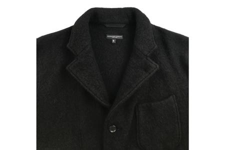 Engineered Garments Wool Knit Jacket - Black