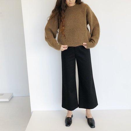 Sayaka Davis Mohair Sweater - Camel