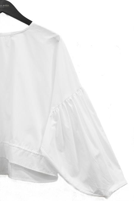 Shaina Mote Arne Top - White
