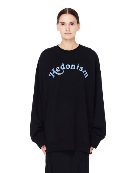 Ashish Hedonism Sweatshirt - Black