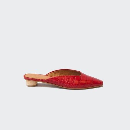 LOQ Carmen Slide - Rojo Croc