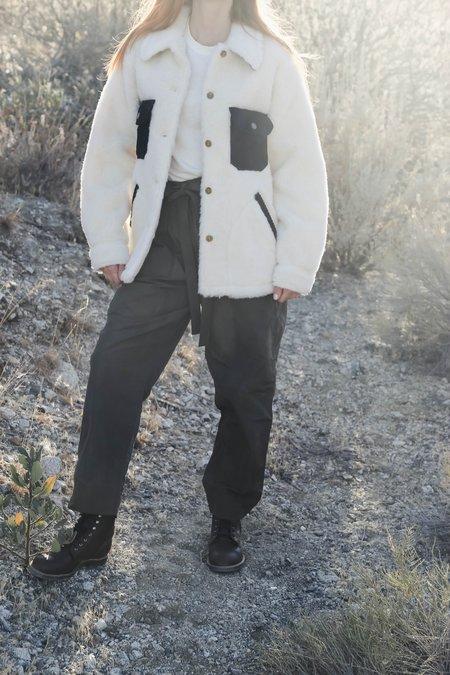 W'Menswear Wool Loggers Jacket