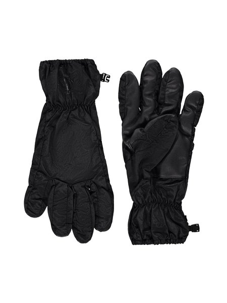 Stone Island Nylon Metal Gloves - Black