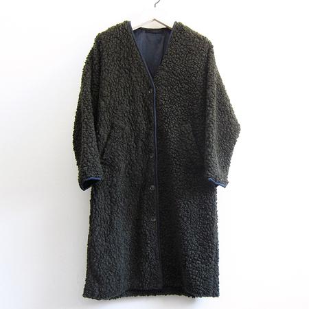 Elsa Esturgie Vigo Coat - Green