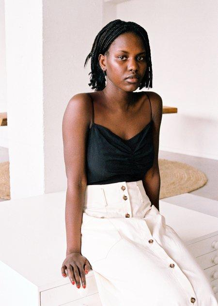 Penny Sage Hilde Cami - Black