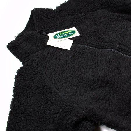 Manastash Mt Gorilla II Polarfleece Jacket - Black