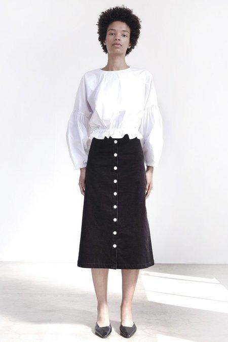 Shaina Mote Leigh Skirt - Onyx