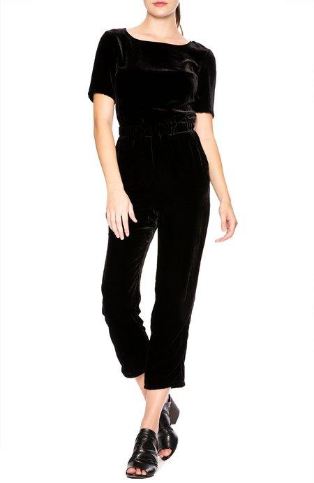 Colorant Velvet Jumpsuit