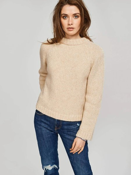 Bellerose Aynor Chunky Knit - Natural
