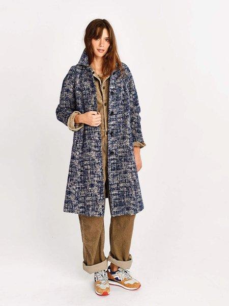 Bellerose Muchi Coat - Blue