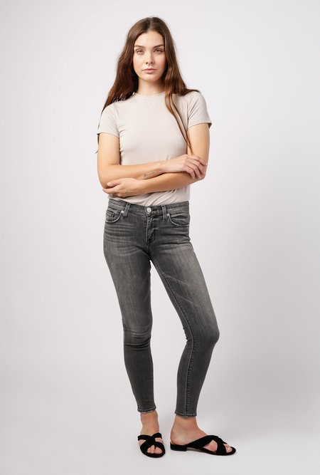 Hudson Jeans Nico Mid Rise Skinny Jeans