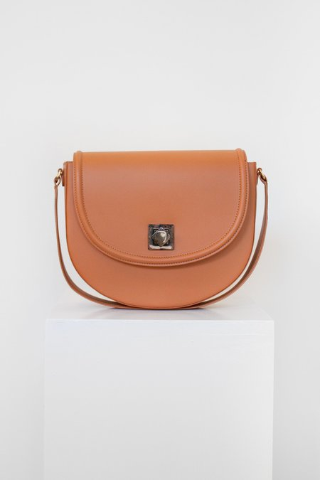 The Stowe Madelyn Vegetable Tanned Shoulder Bag